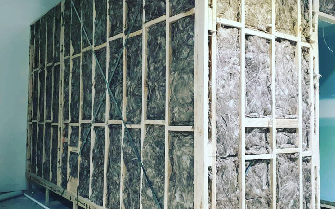 Acoustic Insulation Gallery