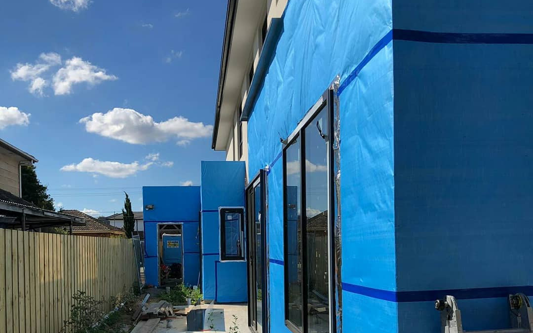 Insulation Wall Wrap