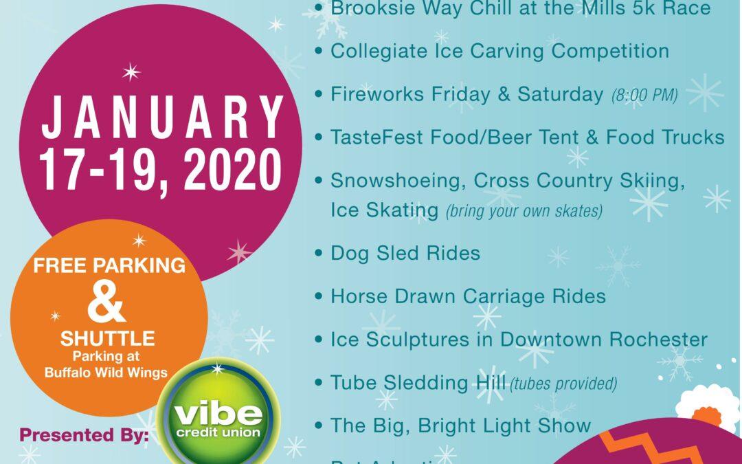 13th Annual Fire & Ice Festival