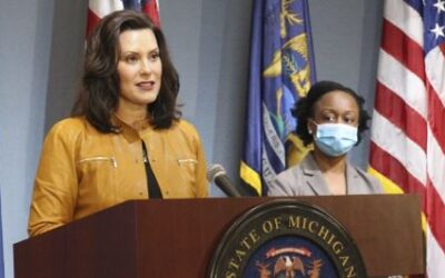 Whitmer: McConnell Plan Must Do More