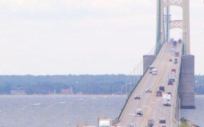 Mackinac Bridge Authority asks customers to be patient