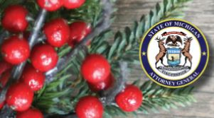 Attorney General's Consumer Protection Holiday Newsletter