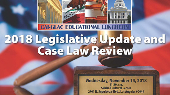 Matt Ober Joins Panel for Legislative Update and Case Law Review