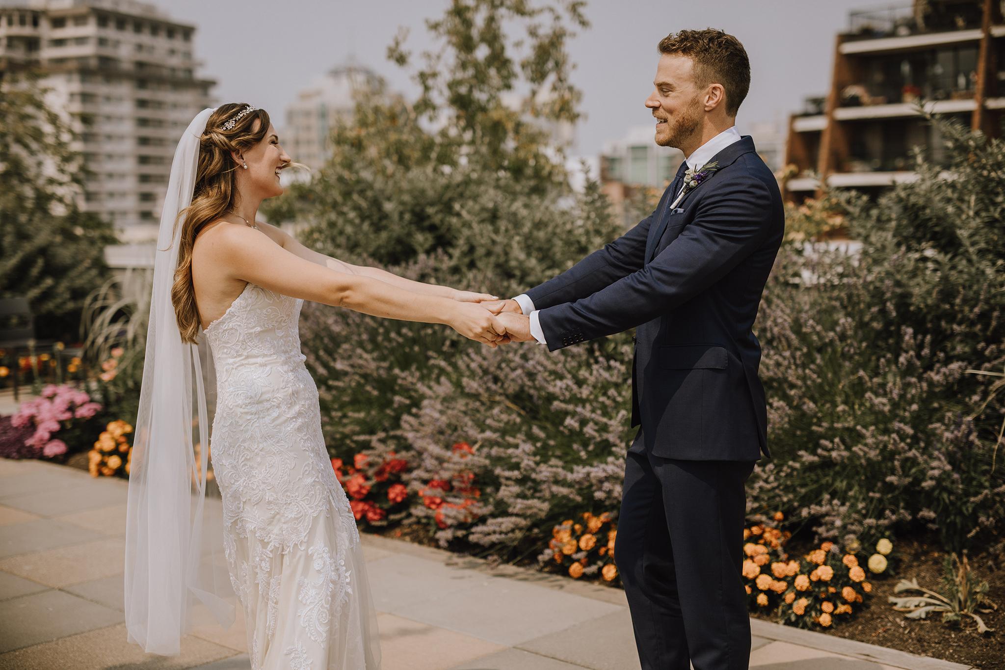 Balzenka & Mathew by Destinations Weddings Victoria
