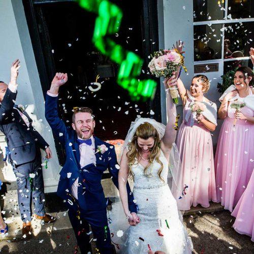 POP-UP Weddings