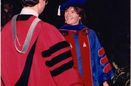 PhD Anthropology 1989