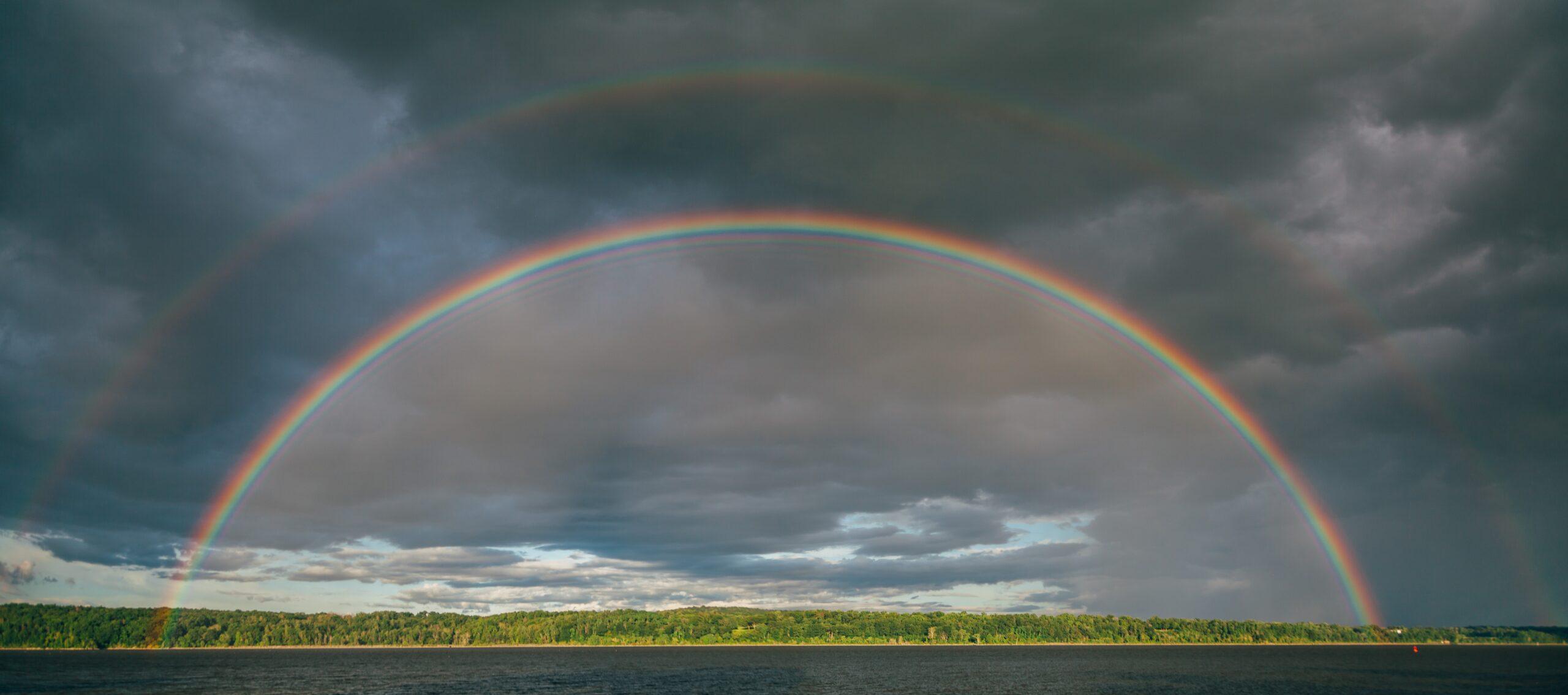 Sacred Earth Council Rainbow