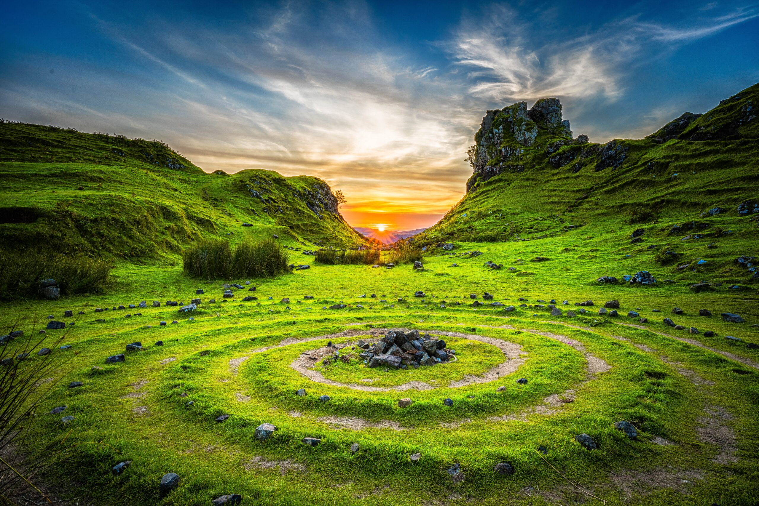 Sacred Earth Council, Circle