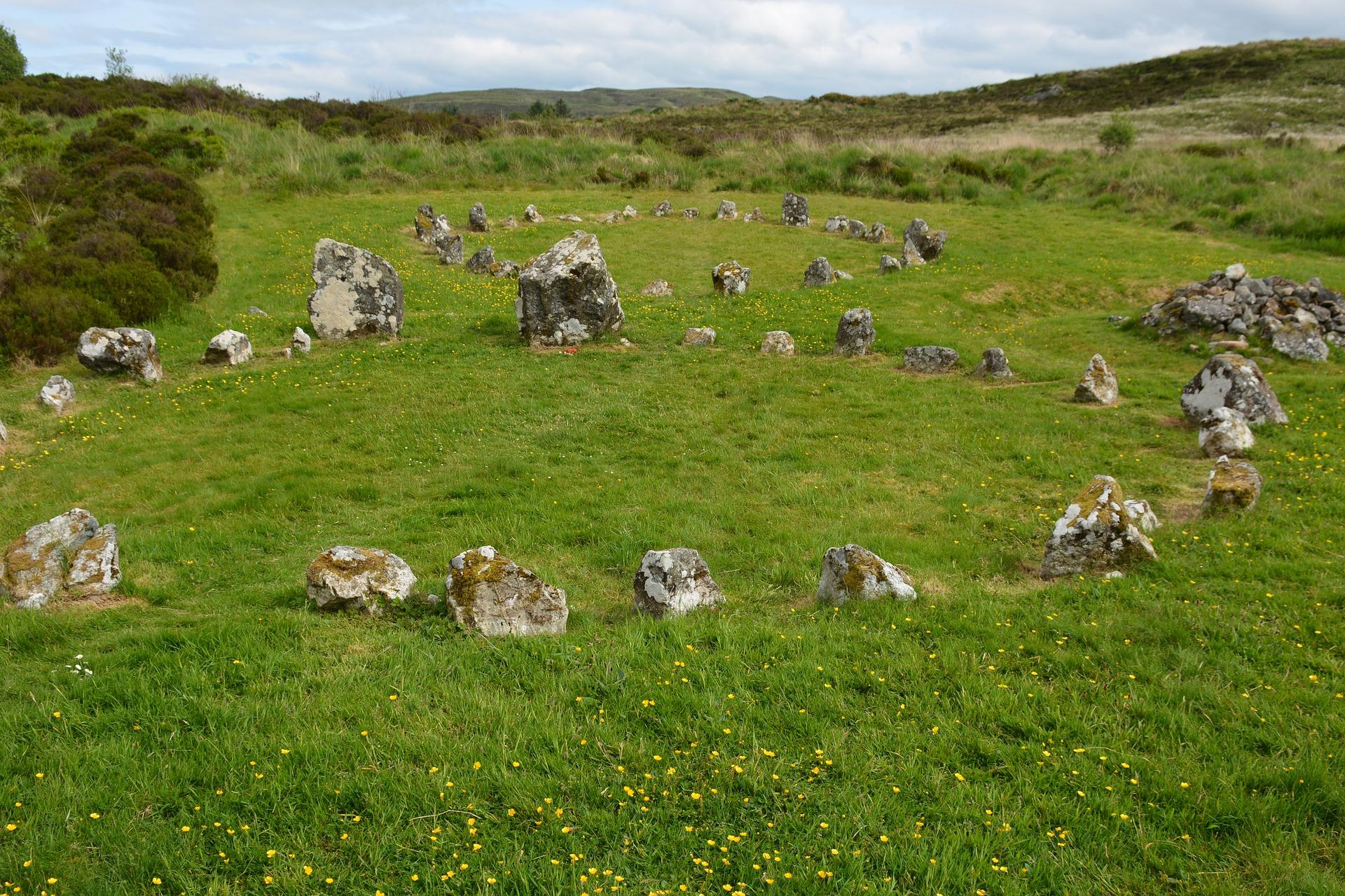 Sacred Earth Council, Stone Circle