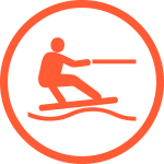 Wakeboard Icon