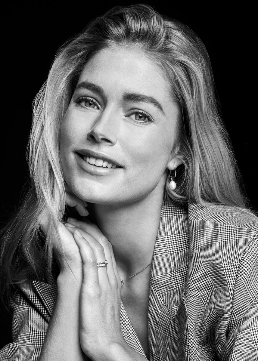 doutzen kroes,  one young world, one young world 2017, portrait photographer, vanity fair uk, ricardo pinzon, colombian photographer