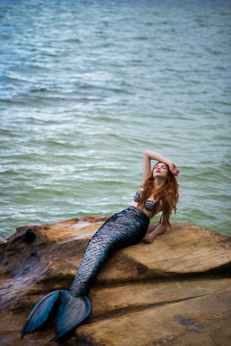 ricardo pinzon, colombian photography, renault mermaid, advertising photographer, mermaid,