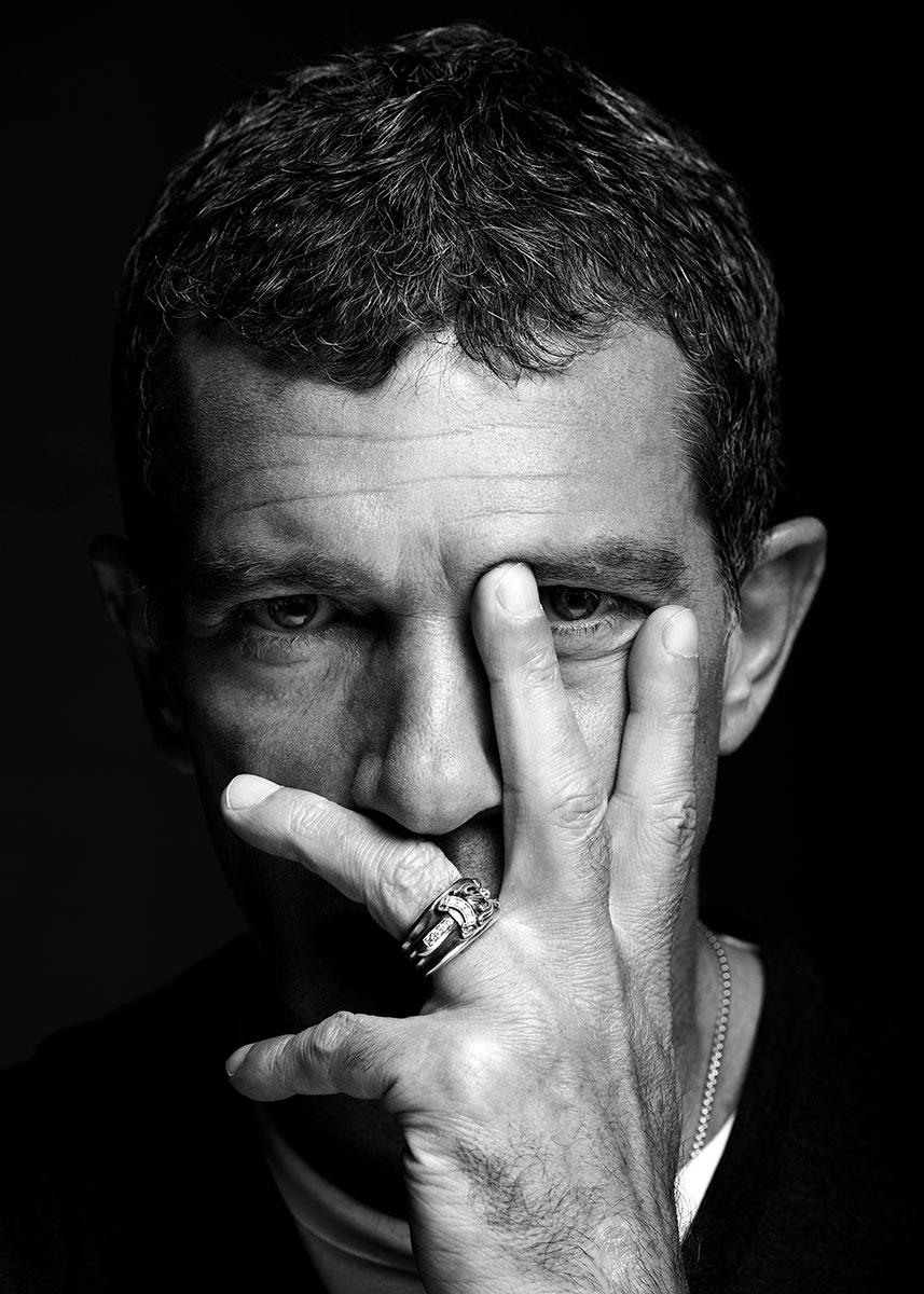 antonio bandreas por ricardo pinzon fotografo retrato colombia