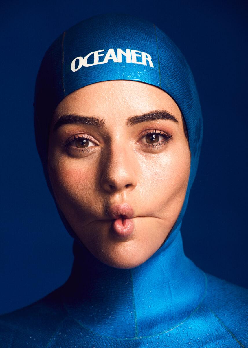 Sofia Gomez freediver