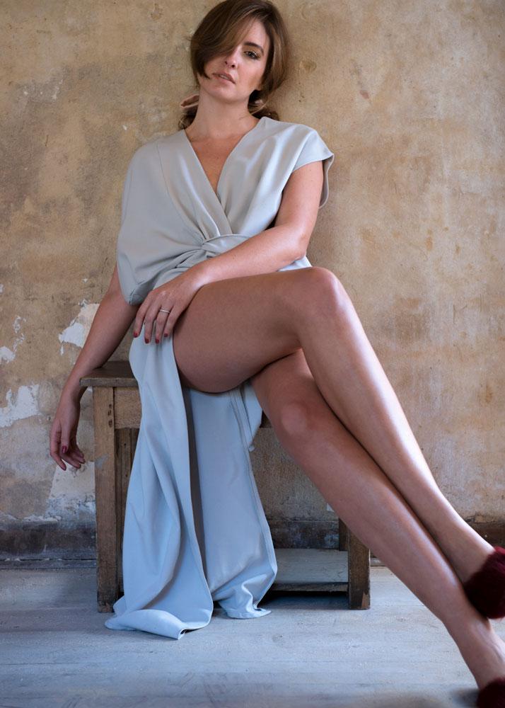 Taliana Vargas for Nueva Magazine colombia 1