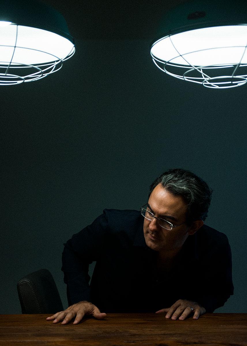 Juan Gabriel Vasquez ricardo pinzon colombian photographer