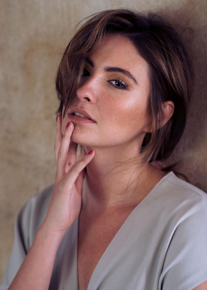 Taliana Vargas for Nueva Magazine colombia 2