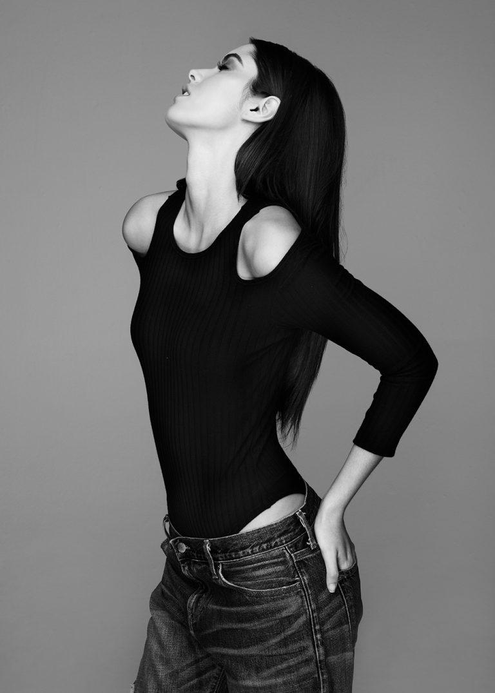 Paulina Vega por ricardo pinzon