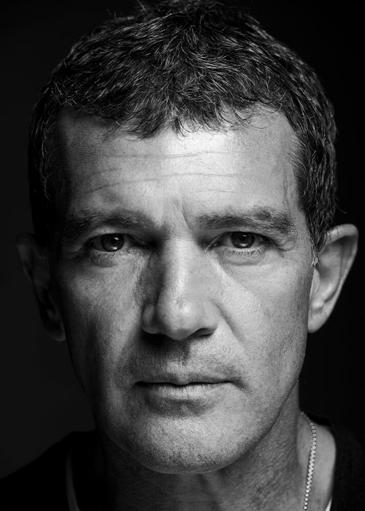 Antonio banderas by ricardo pinzon celebrity colombian photographer