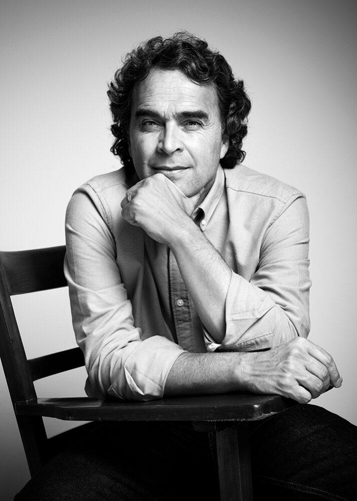 Sergio Fajardo por ricardo pinzon fotografo politicos colombia