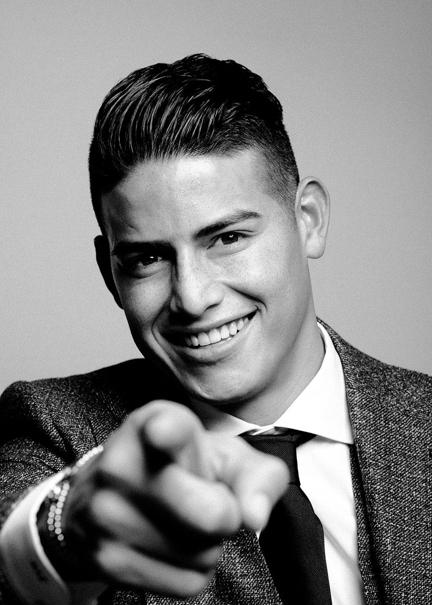 james rodriguez por ricardo pinzon fotografo celebridades colombia