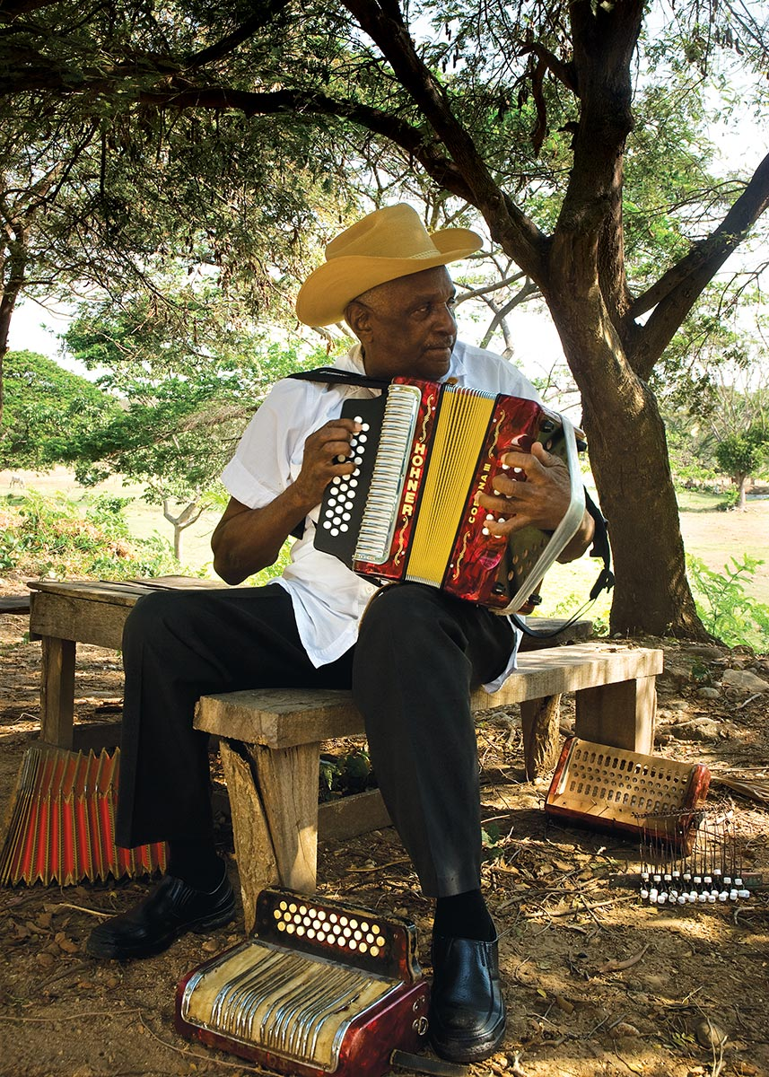 vallenato kings portraits