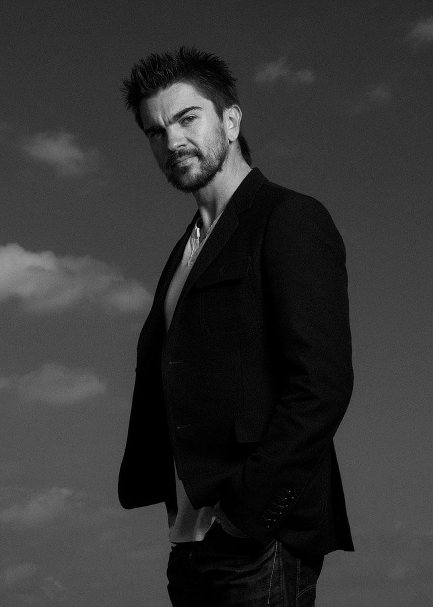 Juanes por Ricardo Pinzon fotografo colombias