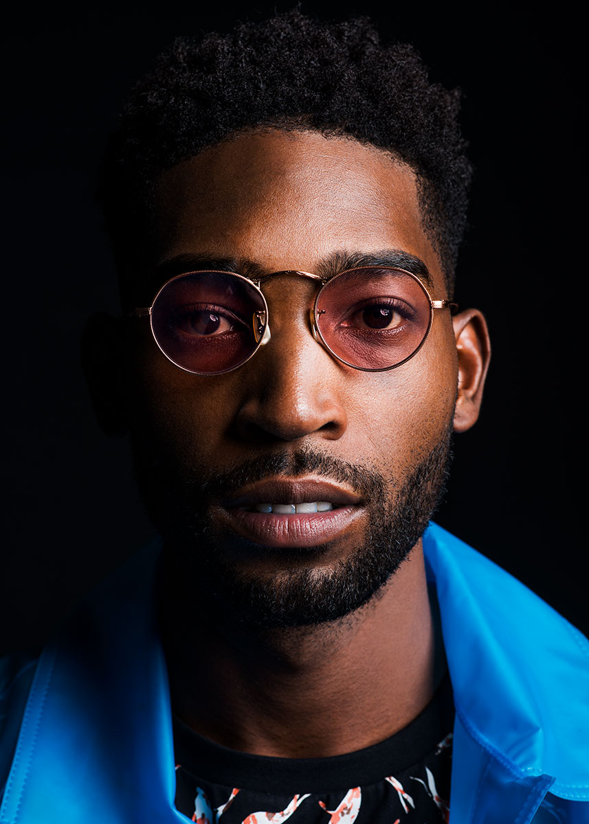 tinie tempah by ricardo pinzon for vanity falir uk