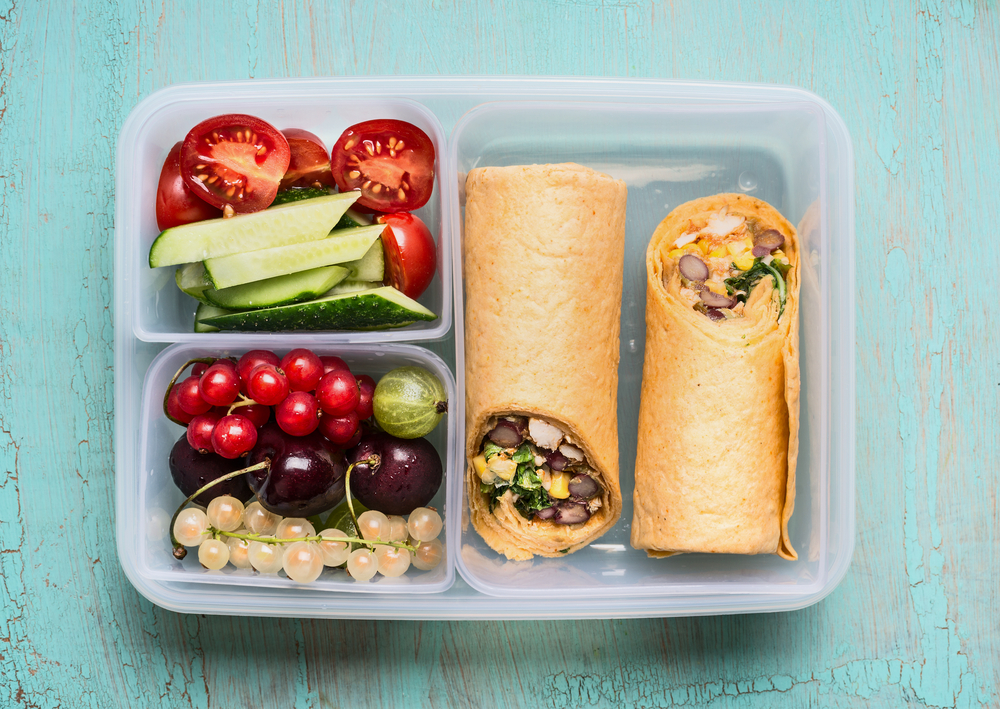 Preparing A Balanced Back To School Lunch Box