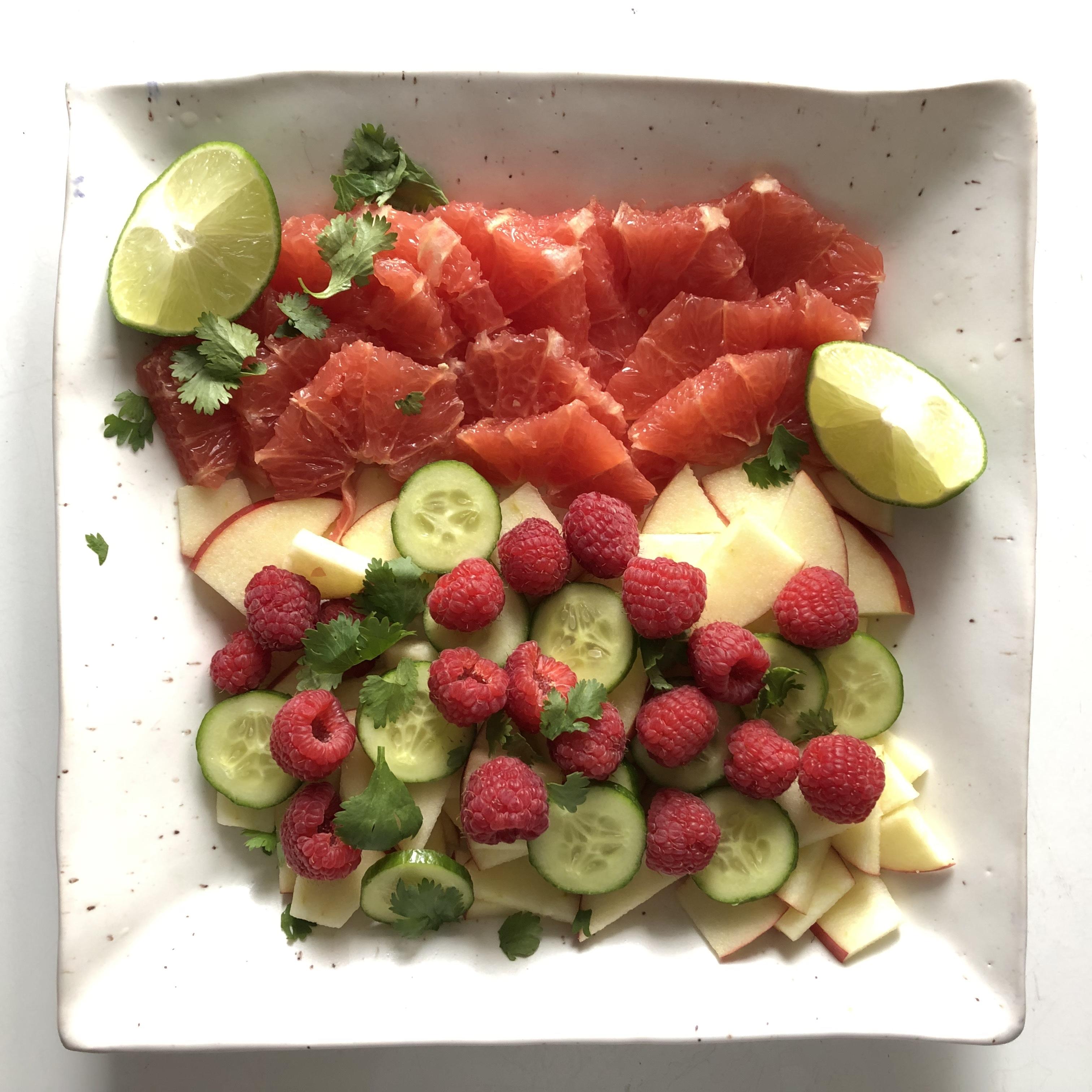 Refreshing Fruit Salad