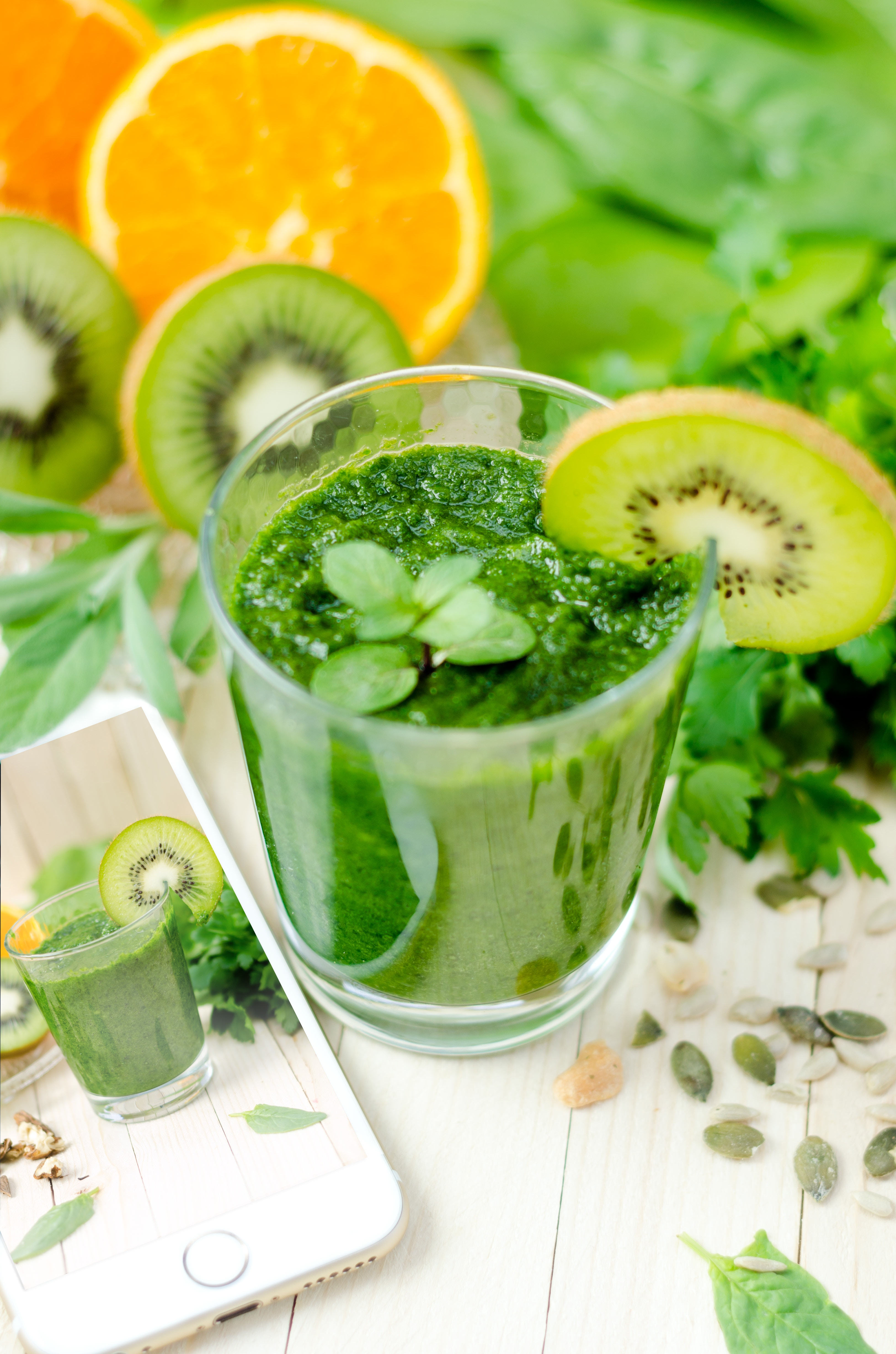 Summer is a great time to detox!