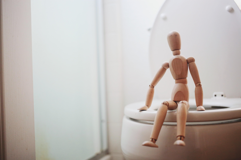 'Defecation Posture Modification Device' AKA 'The Squatty Potty'