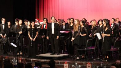 Photo of Holiday Concert December 2019