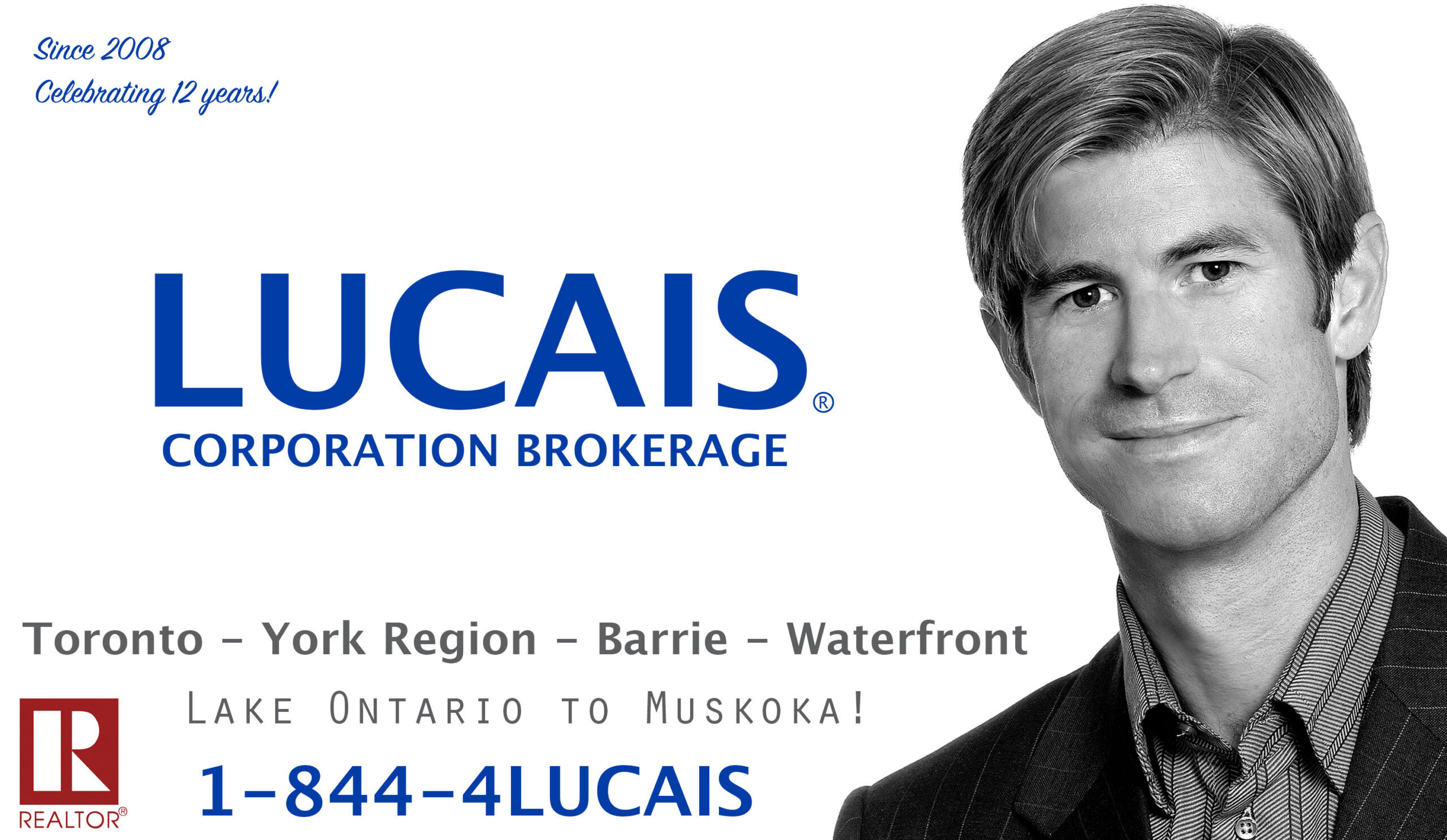 LUCAIS CORP. BROKERAGE