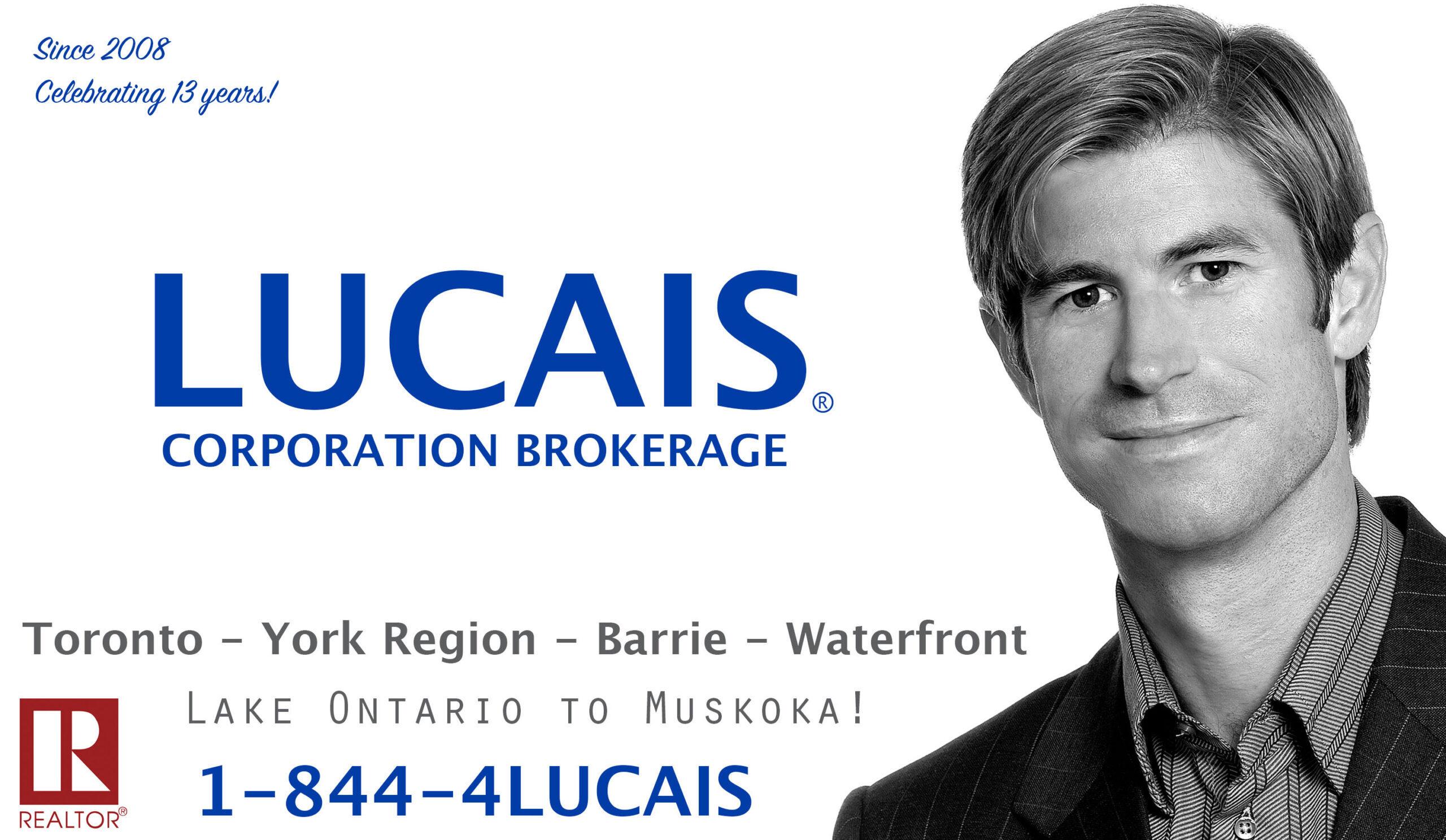 LUCAIS CORP. BROKERAGE