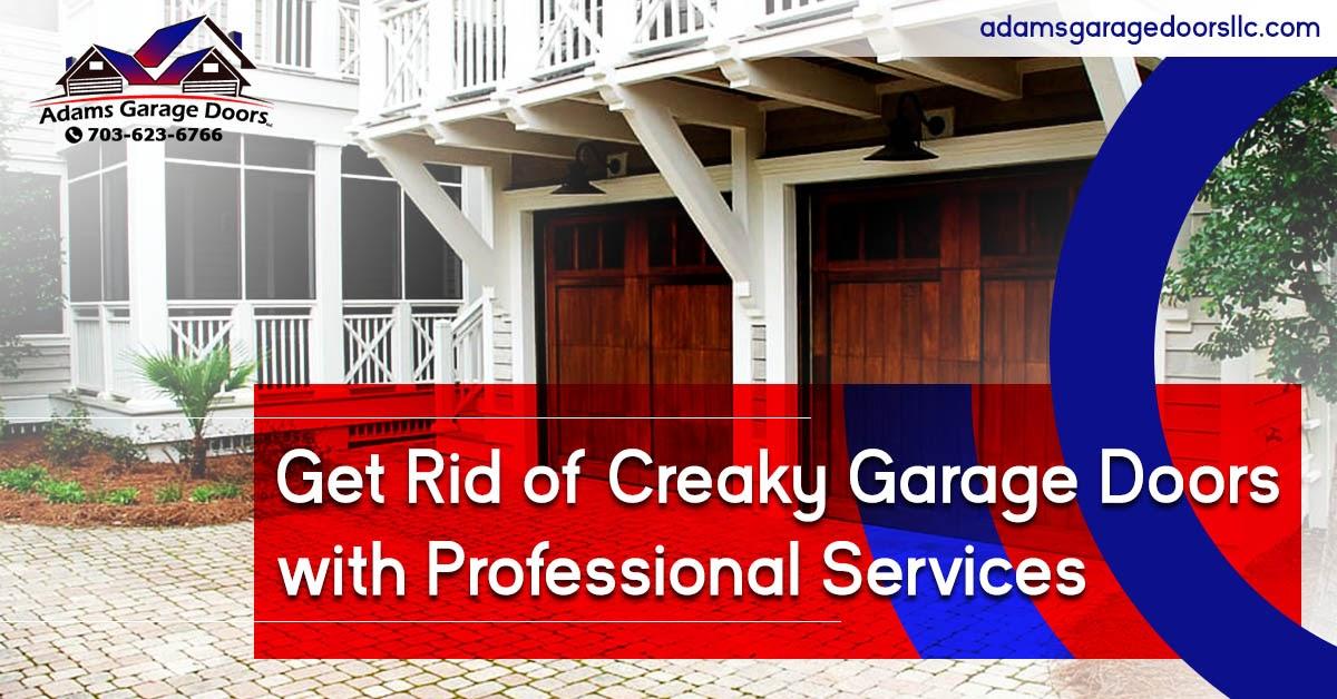 Garage Door Installation Services Fairfax