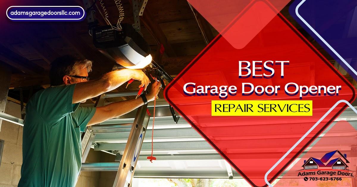 Garage Door Opener Repair Service
