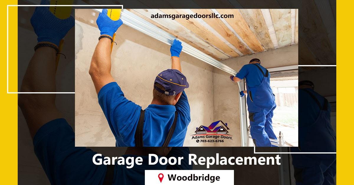 Where to Find the Best Services for Garage Door Replacement in Woodbridge, VA?
