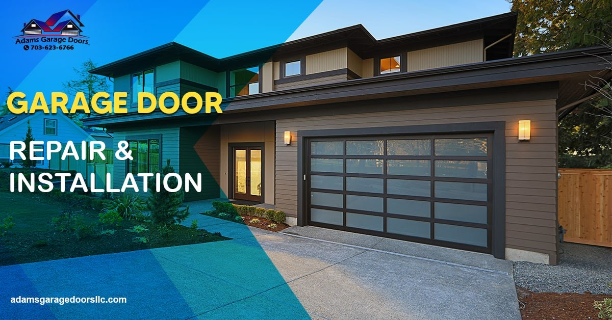 Services That You Can Expect from a Garage Door Repair and Installation Company
