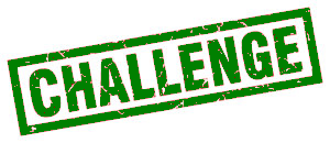 green challenge photo