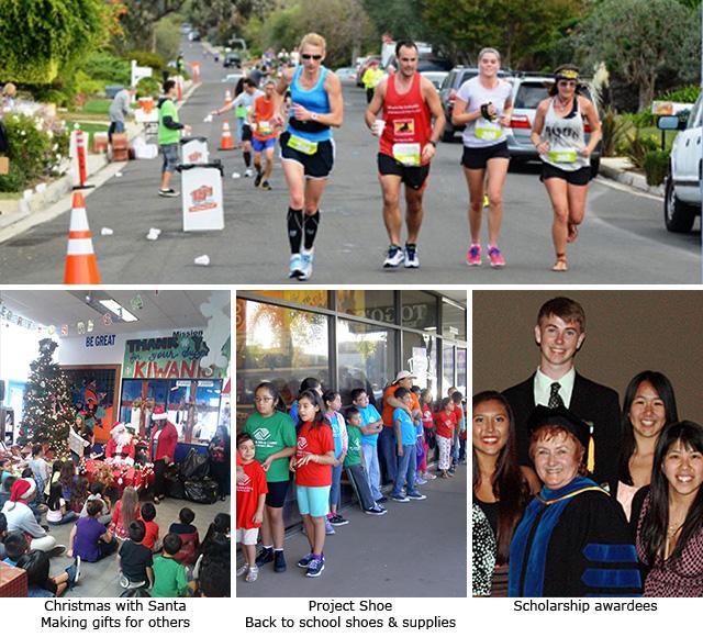 sponsorship photo collage