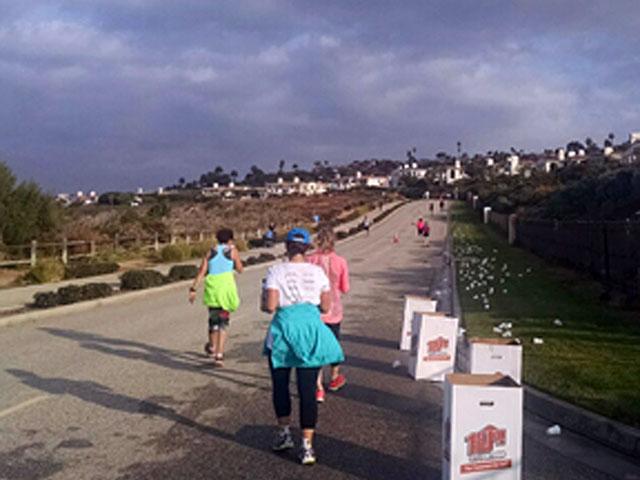 Palos Verdes Half Marathon 2014 Lexus LaceUp Running Series
