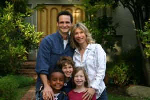 Claude & Family