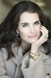 Brooke Shields HEADSHOT high res