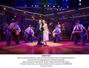 Mom Theatre Blogger: Bandstand: Show Review by Robin Gorman