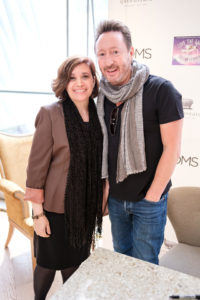 Julian Lennon/Moms event