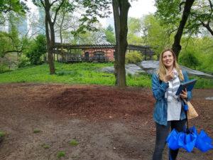 Central Park On Location Tours