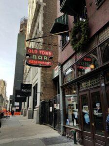 Old Town Bar, Marvelous Mrs. Maisel Tour