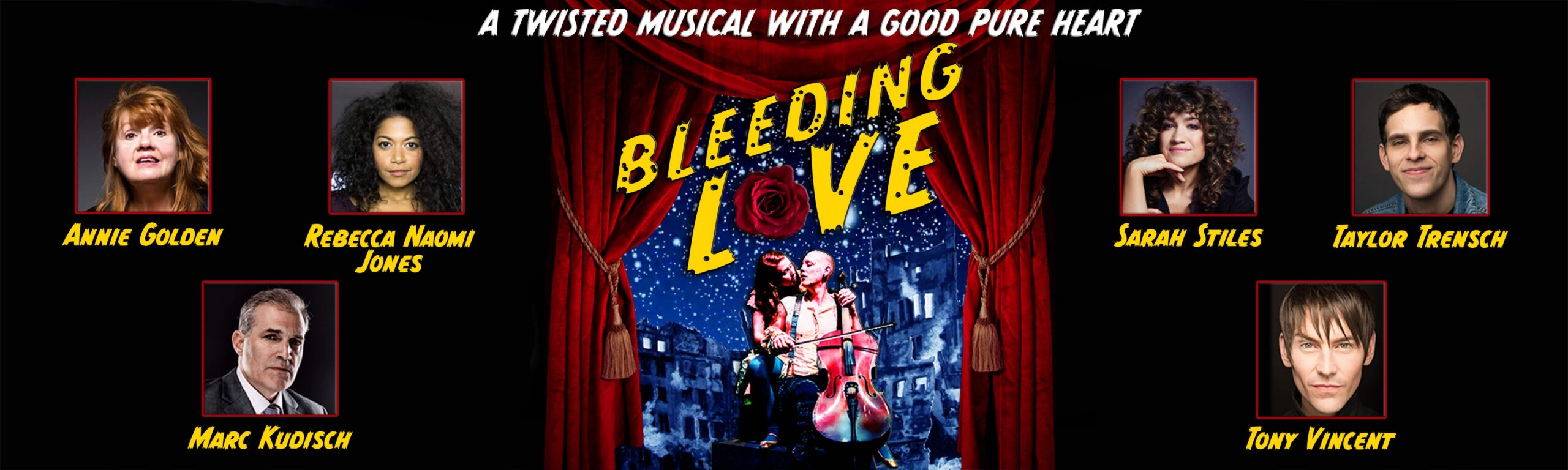 Bleeding Love Musical Podcast