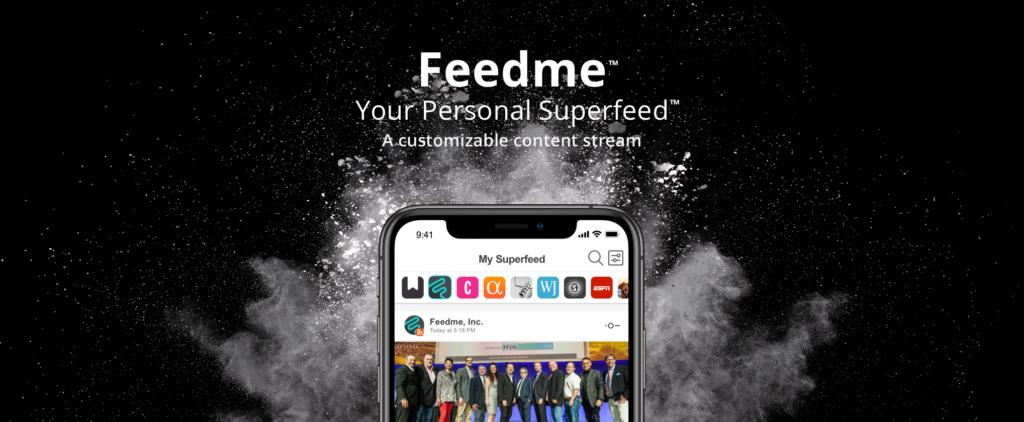 Feedme Banner Image